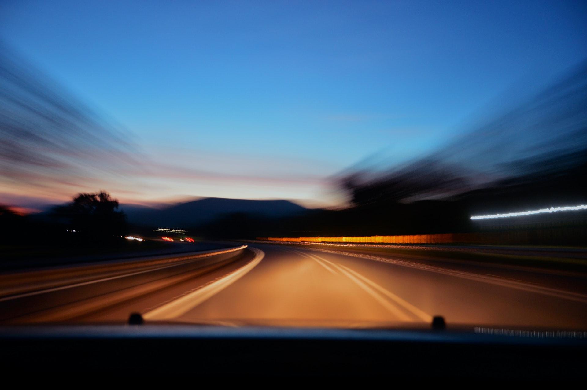 zdjęcie drogi - autostrada A4