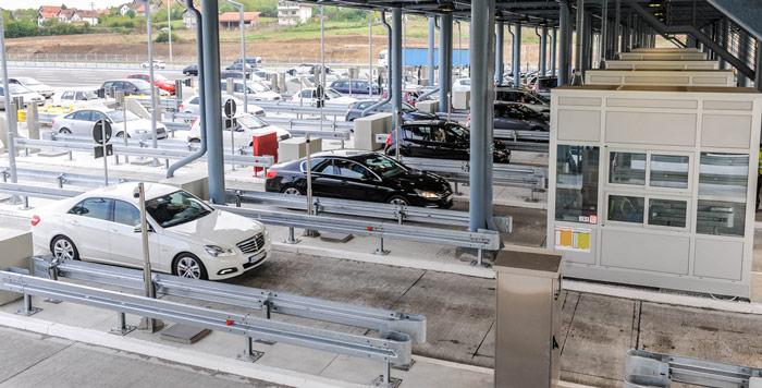 Systemy poboru opłat drogowych – bramki na autostradzie - e-tollgps.pl