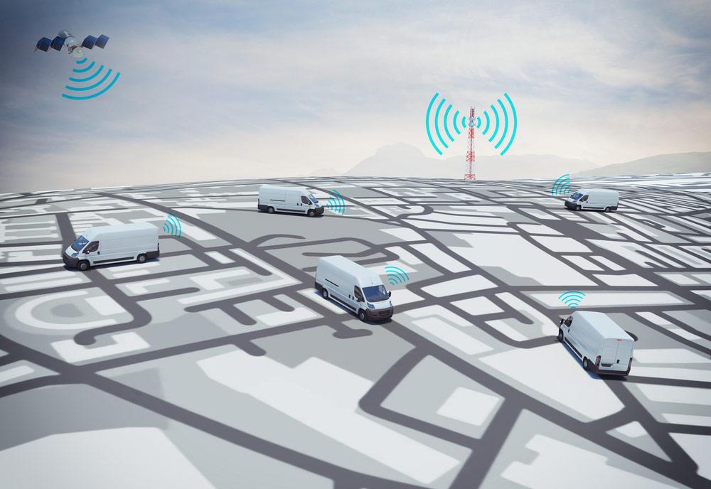Moduł GPS – monitorowanie floty - e-tollgps.pl
