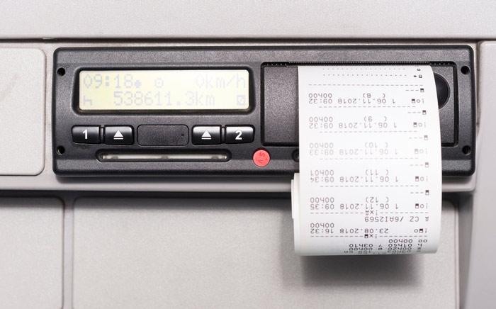 Kontrola czasu pracy kierowców – tachograf cyfrowy - e-tollgps.pl